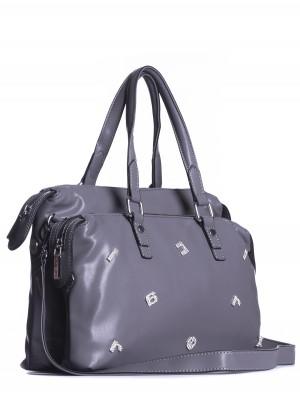Сумка Velina Fabbiano 552950-1-d-gray