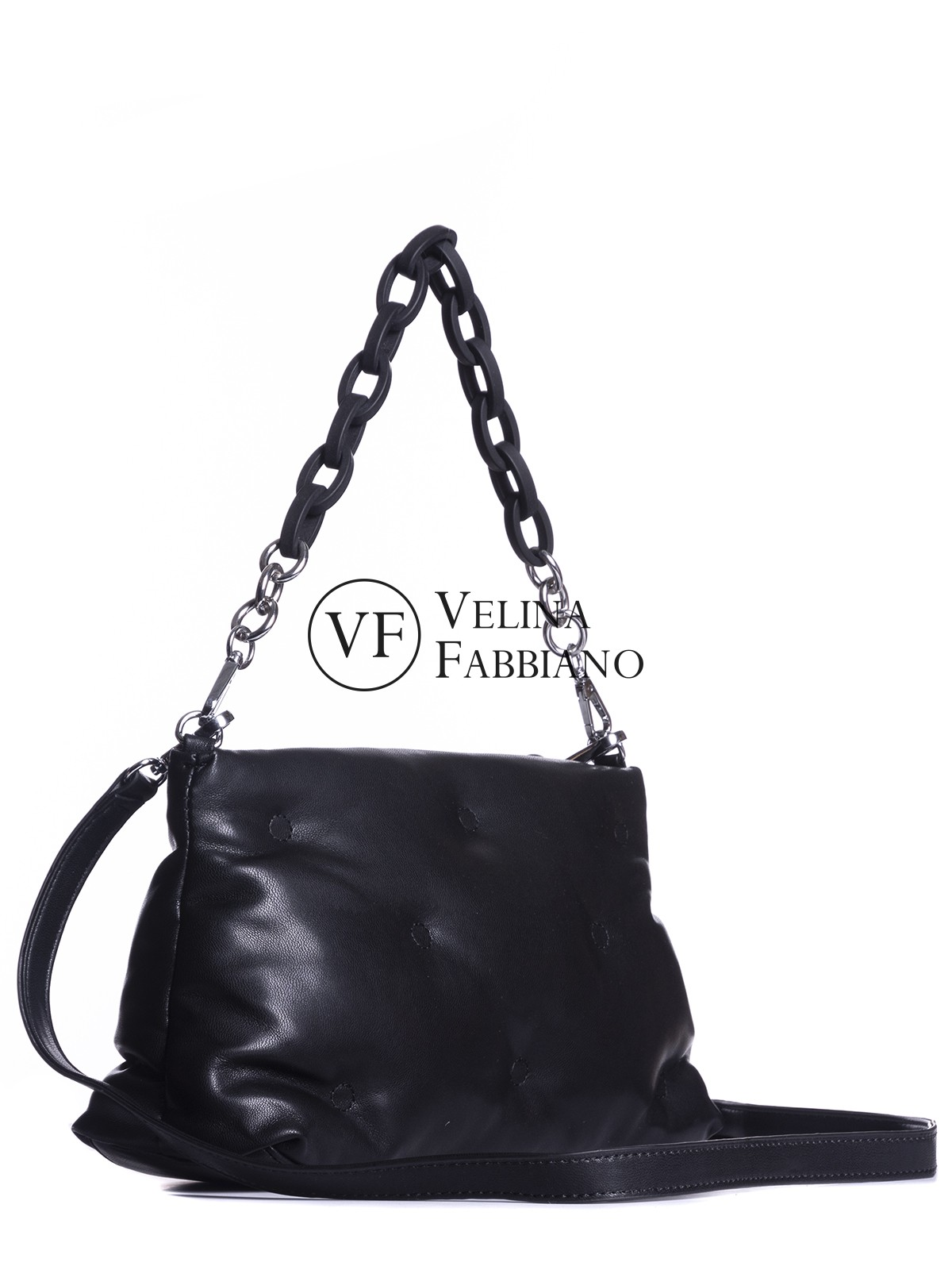Кросс-боди Velina Fabbiano 553331-black