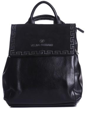 Сумка-рюкзак Velina Fabbiano 591636-17-black