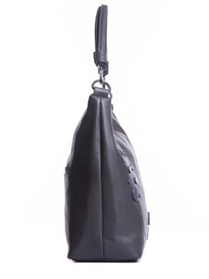Сумка Velina Fabbiano 592454-1-bronze-gray