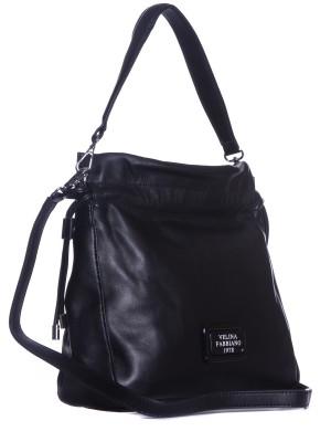 Женская сумка Velina Fabbiano 592533-black