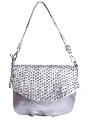 Кросс-боди VLS 91334-P04-silver