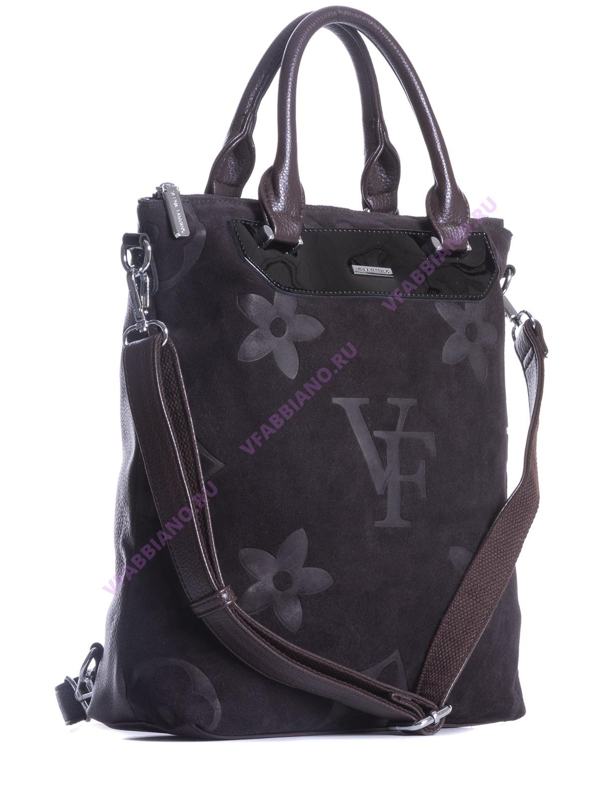 Сумка-рюкзак VF-572177-3 Coffee